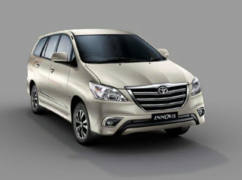 New Toyota Innova 2105