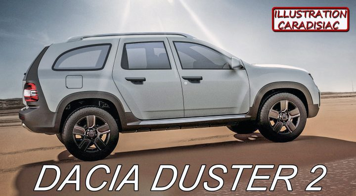 Next Gen Duster Rendering