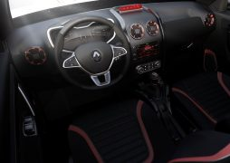 Renault Duster Oroch Concept Interiors