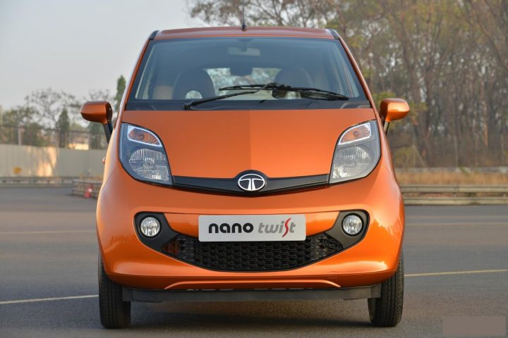 Tata Nano Twist Active