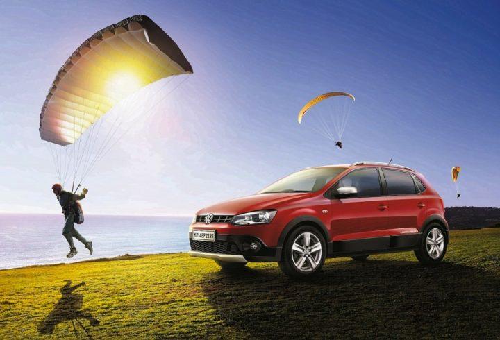 Volkswagen Cross Polo 1.2 MPI petrol-studio