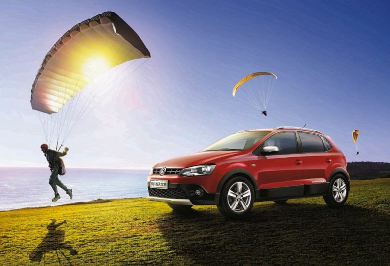 New Volkswagen Cross Polo Petrol 1.2 MPI Launched
