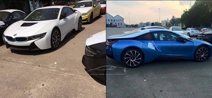 BMW i8 India Launch Price – INR 2.29 Crores