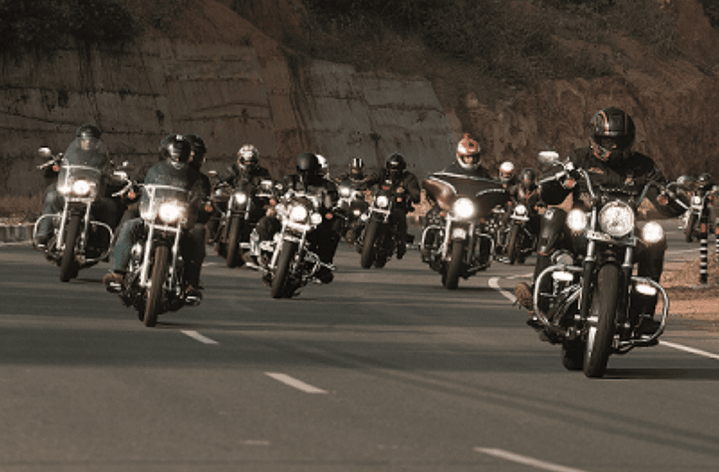 harley davidson india hogs rally images 7