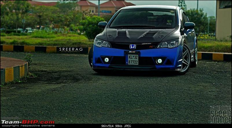Full Story Modified Honda Civic From Kerala