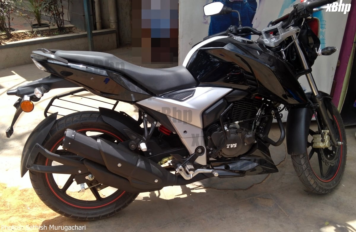 New 2018 Tvs Apache Rtr 160 Price Launch Specifications