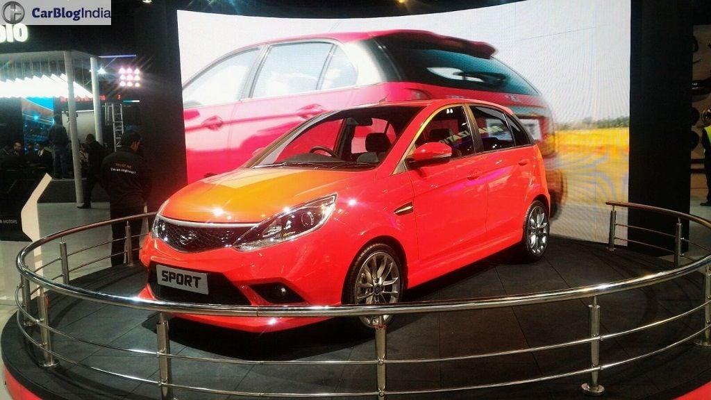 upcoming tata cars in india 2016 tata bolt sport