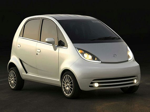 Upcoming Cars Under 10 Lakhs - Tata Nano Pelican