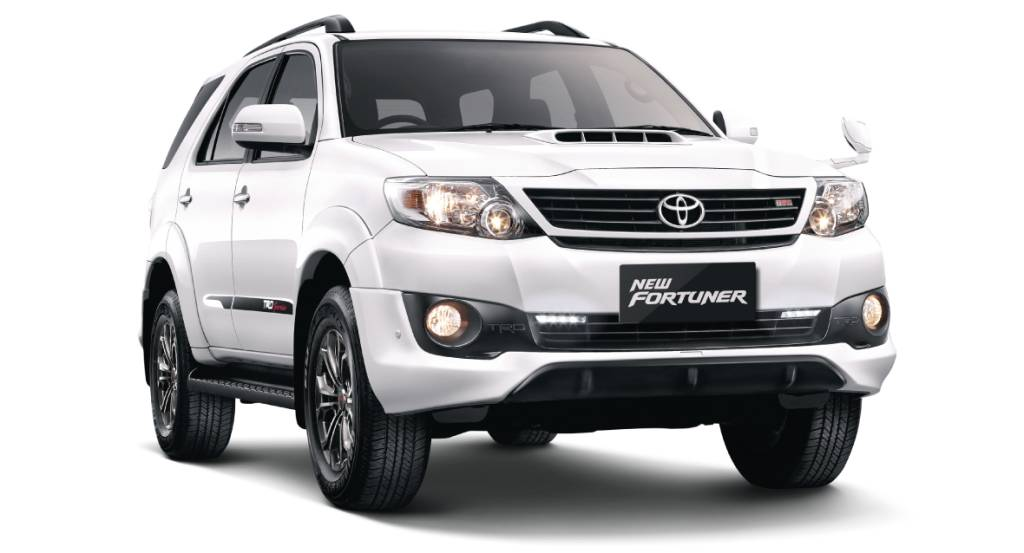 New Model Toyota Fortuner 2016 Pics, Launch in India