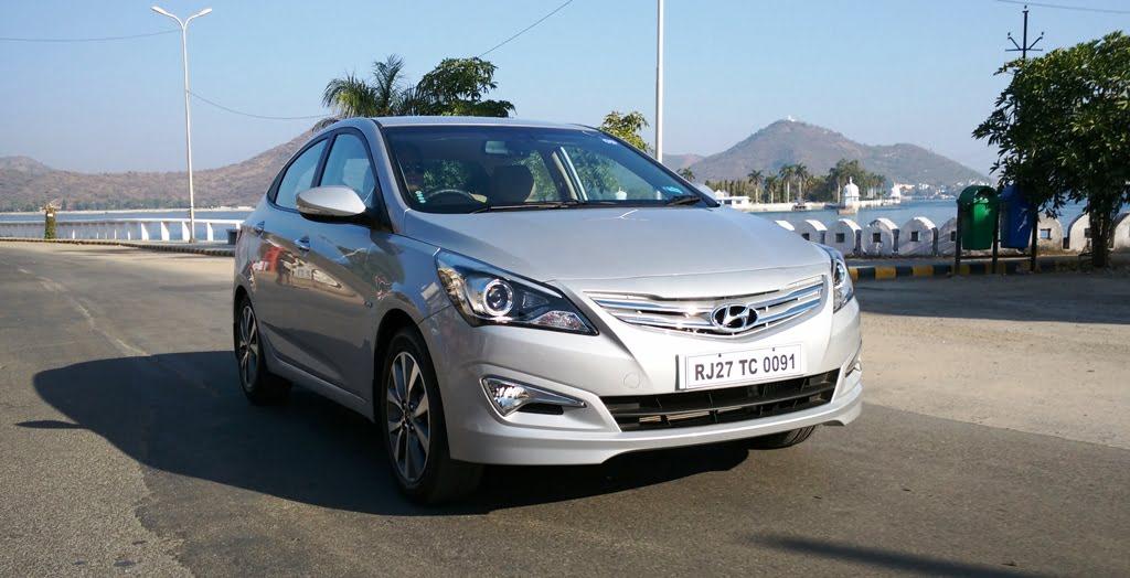 2015 Hyundai Verna Review 4S Fluidic 1