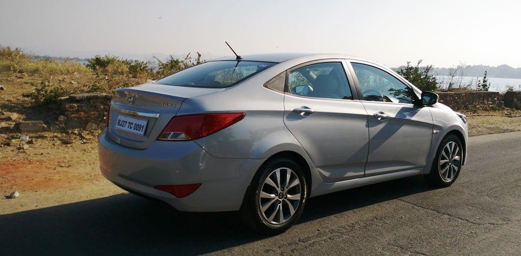 2015 Hyundai Verna New Model India Launch, Price, Pics