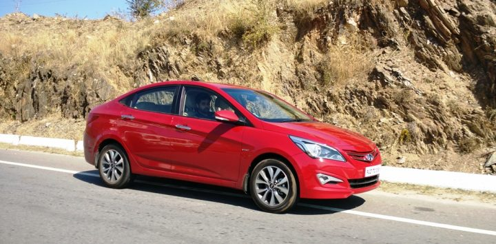 Best Diesel Sedans in India under 10 Lakhs price, images, specs 2015 Hyundai Verna