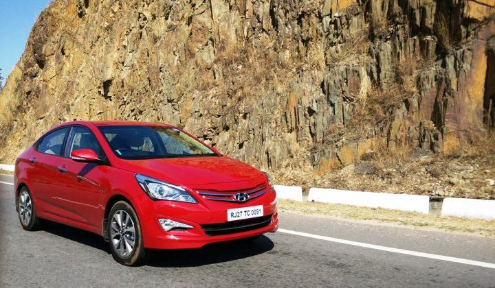 2015 Hyundai Verna Review 4S Fluidic Verna  (4)