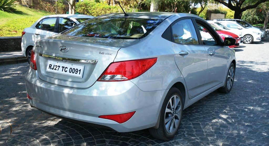 2015 Hyundai Verna Review 4S Fluidic 5