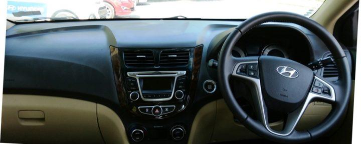 2015 Hyundai Verna Review 4S Fluidic Verna  (6)