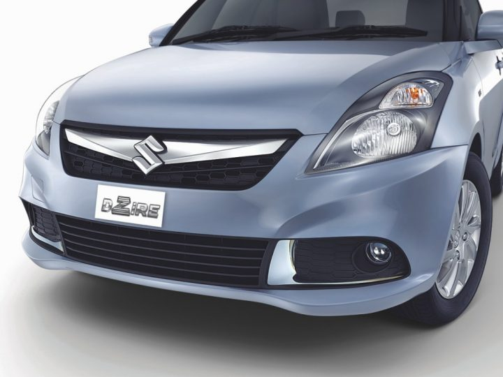 2015 Maruti Swift Dzire front official pics