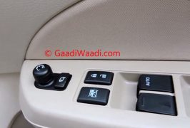 2015-Model-Maruti-Dzire-facelift-ZDi-ORVM-controls