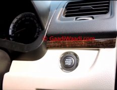 2015-Model-Maruti-Dzire-facelift-ZDi-engine-start-stop