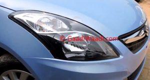 2015-Model-Maruti-Dzire-facelift-ZDi-headlight