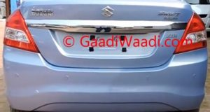 2015-Model-Maruti-Dzire-facelift-ZDi-rear