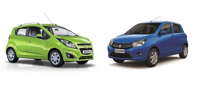 Celerio vs Beat