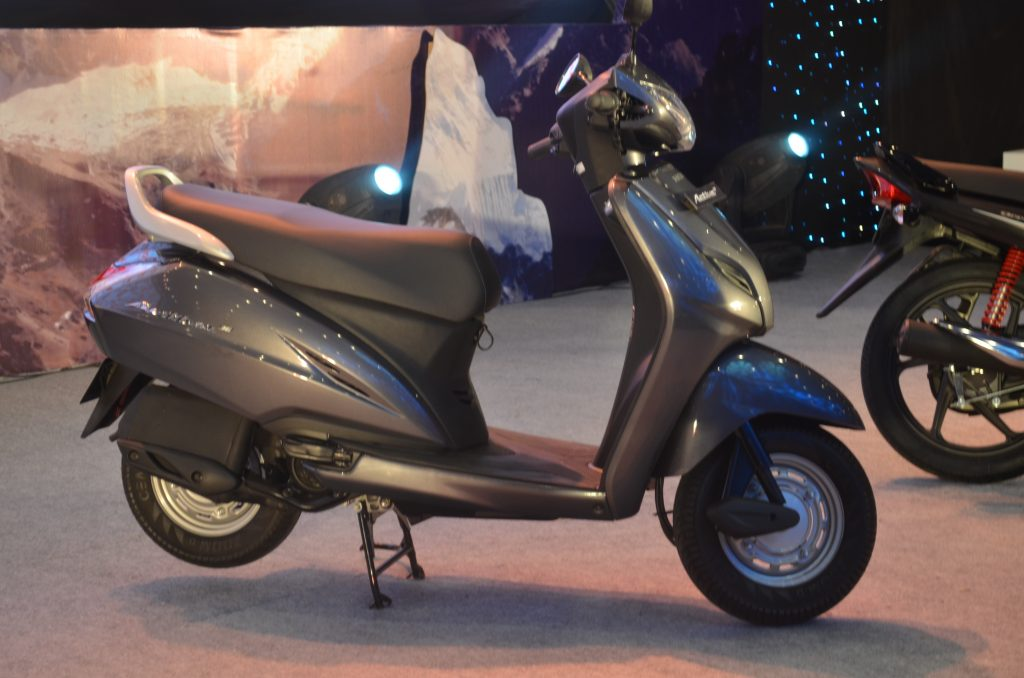 Honda 2018 Model >> Honda-Activa-3G-2015-Model - CarBlogIndia