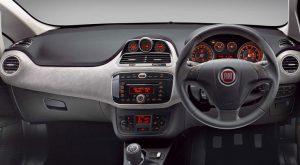 Fiat Avventura dashboard