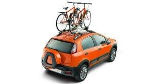 Fiat Avventura roofcarrier