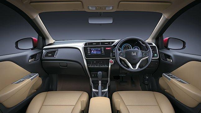 Honda City Dashboard Carblogindia