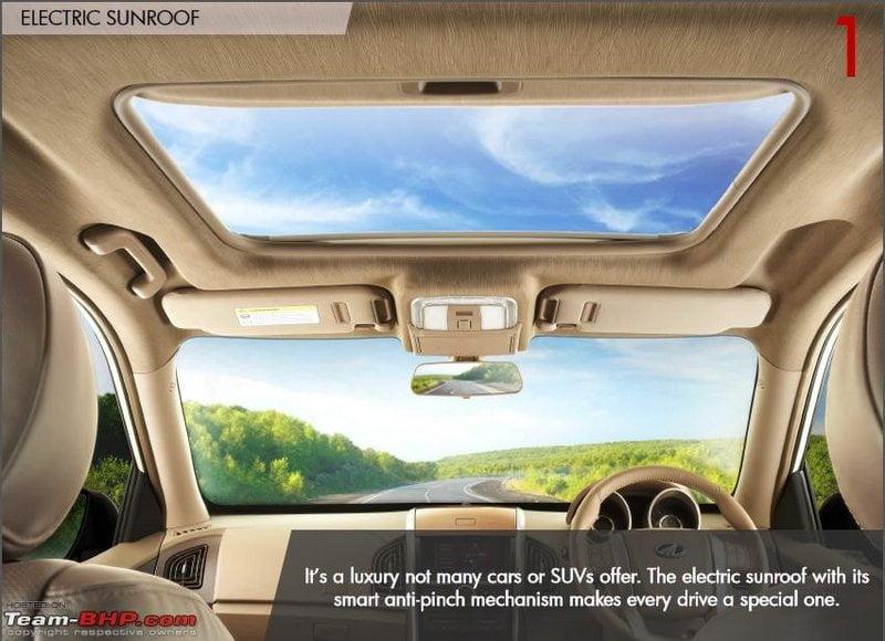 mahindra xuv500 xclusive edition interior   carblogindia