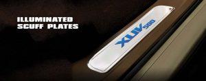 Mahindra-XUV500-Xclusive-edition-scuff-plates-pics