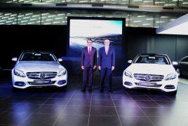 Mercedes-Benz C-Class Diesel Pics-2