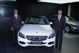 Mercedes-Benz C-Class Diesel Pics