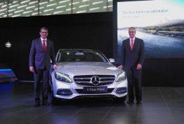 Mercedes-Benz C-Class Diesel Pics-3