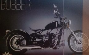 Regal Raptor Bobber brochure