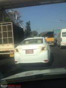 Toyota-Vios-India-Spy-Pic-Rear