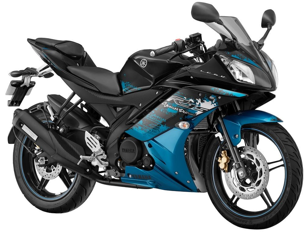 New Yamaha R15 V20 Colours Price Details