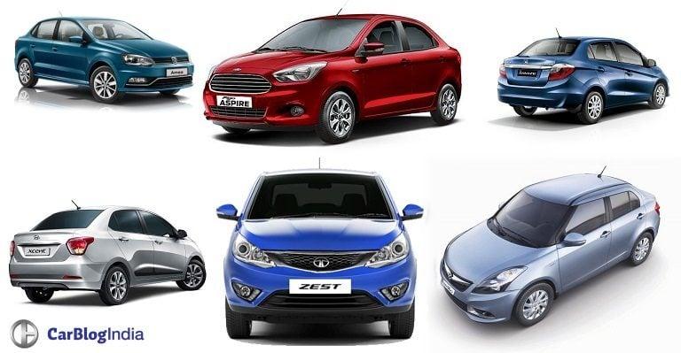 Automatic Sedan Cars in India Below 9 lakhs