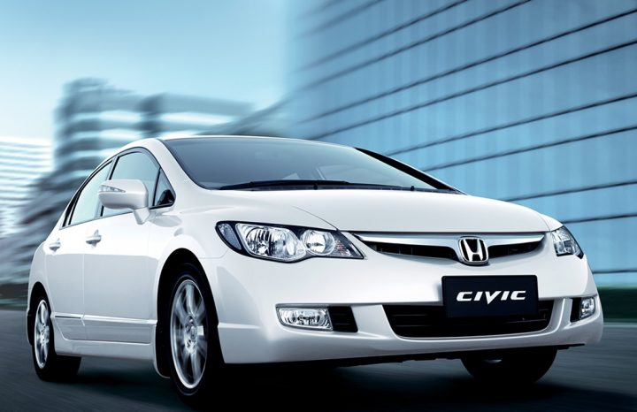 Best Used Cars in India - Honda Civic