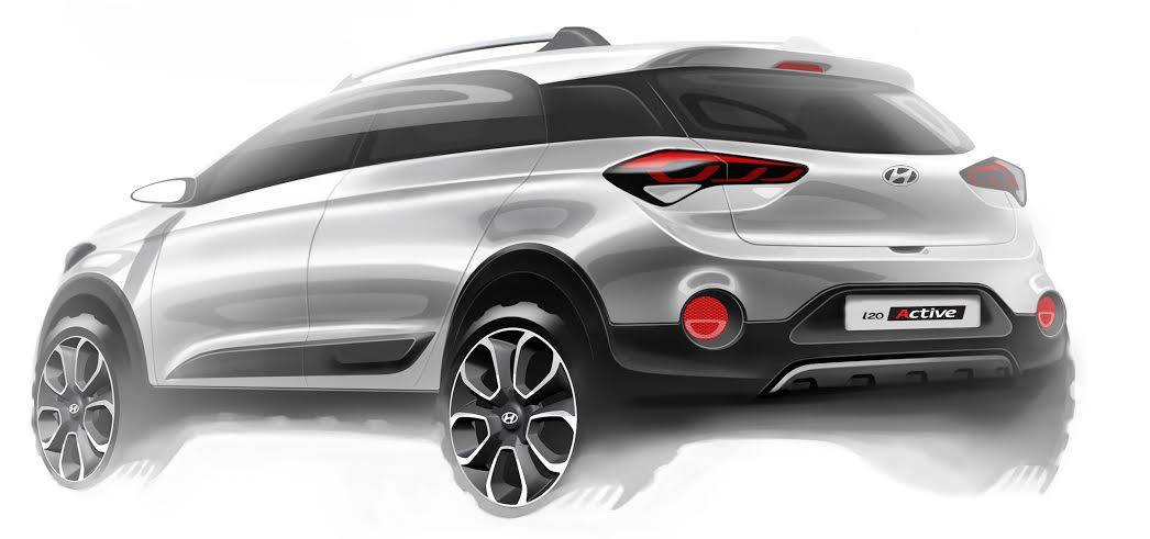 Hyundai i20 Active Crossover Launch, Pics, Specs, Features