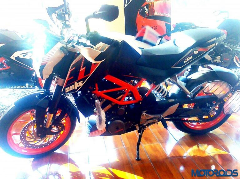 KTM 390 Duke 2015 Model Details [List of 20 Changes]