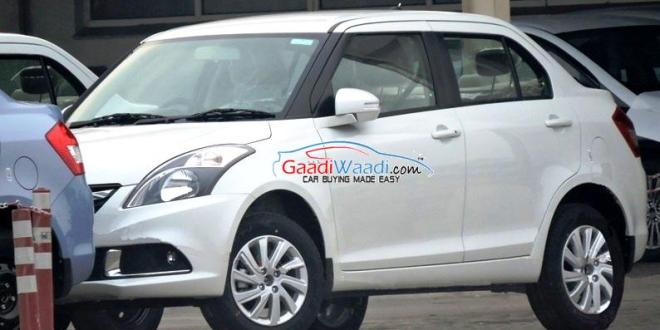 Maruti Suzuki Dzire New Model Zxi Carblogindia