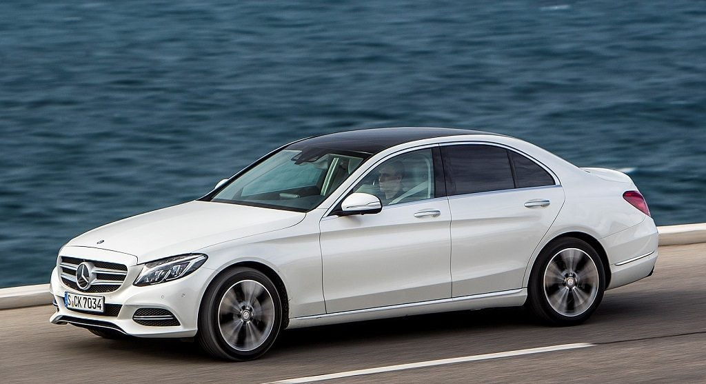 New Mercedes C Class Diesel India Price, Pics, Specifications