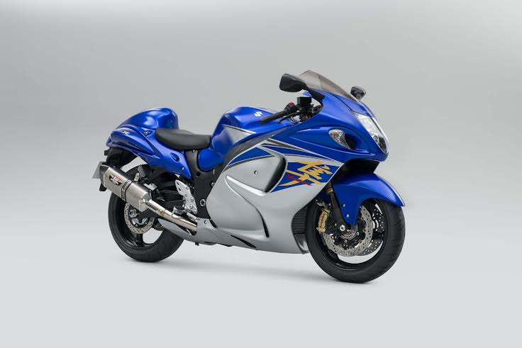 Suzuki Hayabusa Z Limited Edition Model Launched