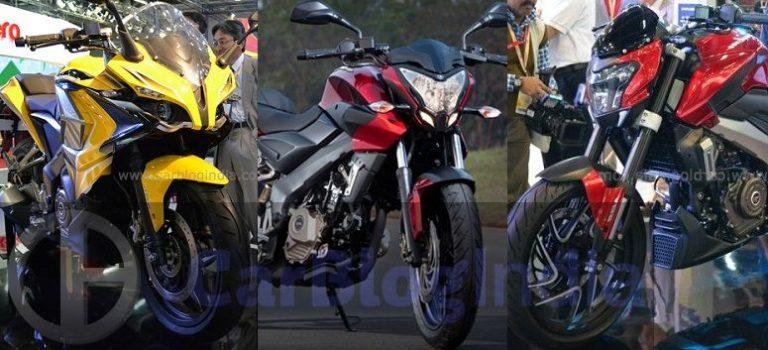 Upcoming New Bajaj Bikes at Auto Expo 2018