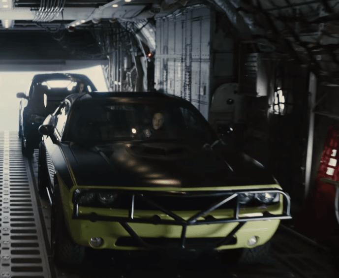 Dodge Challenger FF7