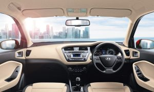Elite i20 dashboard