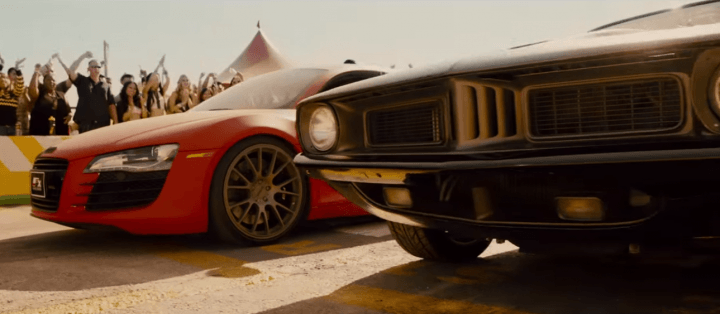 Cars In Fast And Furious 7