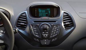Figo Aspire Centre console