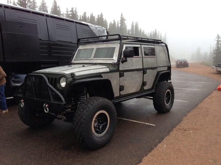 Jeep Wrangler FF7